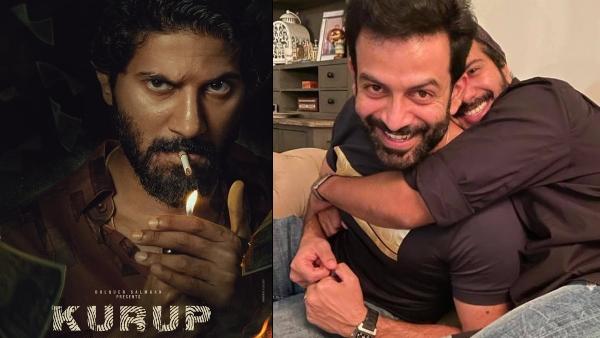 Dulquer Salmaan And Prithviraj Sukumaran To Share The Screen In Kurup?