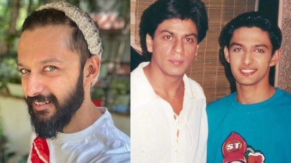 Vatsal Seth Recalls His Experience Of Working With Shah Rukh Khan; 'He Realized I Am Nervous & Calmed Me Down'