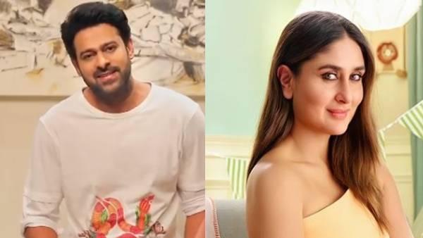 Kareena Kapoor Khan To Star Alongside Prabhas In Sandeep Reddy Vanga's Film Spirit?