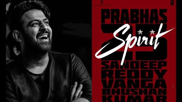 प्रभास 25 अब आत्मा है: अर्जुन रेड्डी के निर्देशक संदीप रेड्डी वांगा विद्रोही स्टार की अगली फिल्म के लिए!