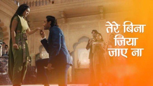 Tere Bina Jeeya Jaaye Naa Promo Out! Anjali Tatrari & Avinesh's Show Gives The Feel Of Fairytale Love Story