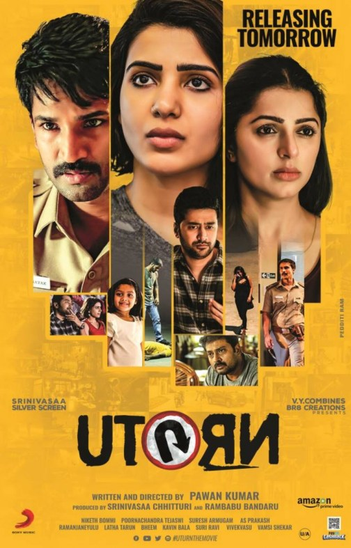 Image result for U Turn movie poster