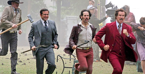 Anchorman 2: The Legend Continues, source: Paramount Pictures
