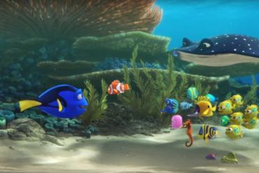 Movies Opening In Cinemas on June 17 - Finding Dory