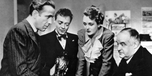 The Maltese Falcon (1941) - source: Warner Brothers