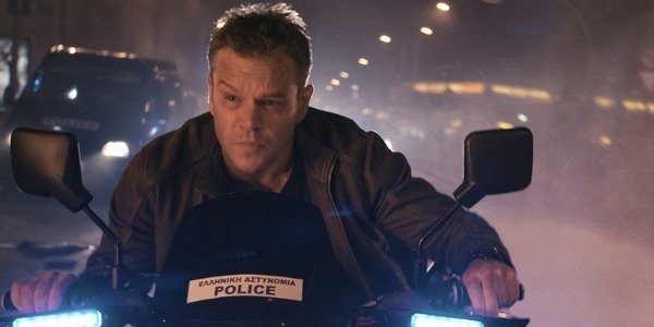 JASON BOURNE: A Descent To The Generic