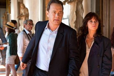 Movies Opening In Cinemas On October 28 - Inferno