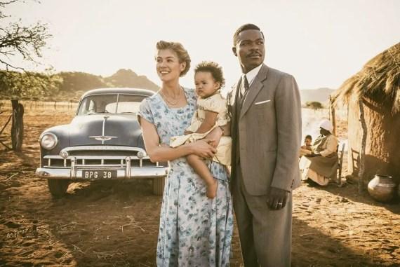 Movies Opening On Cinemas On February 10 - A UNITED KINGDOM