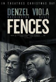 Movies Opening In Cinemas During The Last Week Of 2016 - Fences