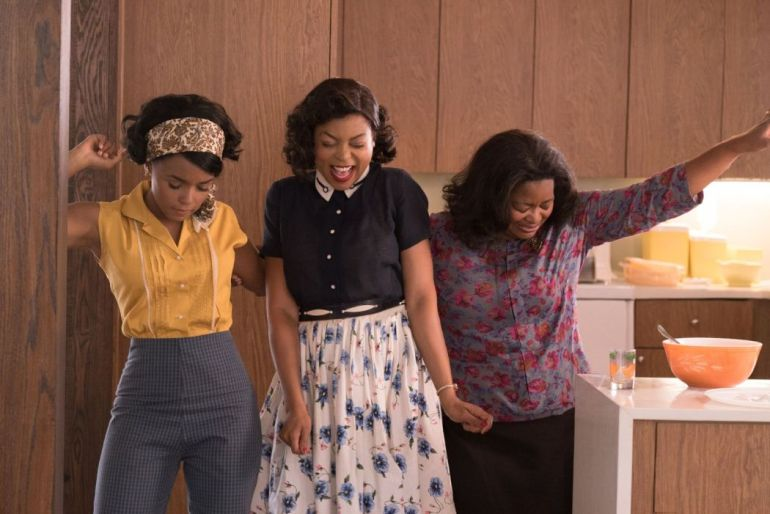 Movies Opening In Cinemas During The Last Week Of 2016 - Hidden Figures