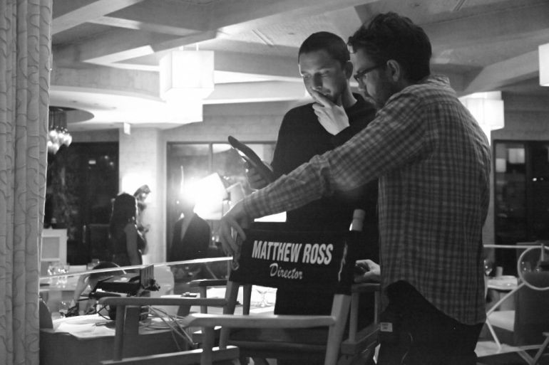 A Debut Full Of Aesthetic & Character: Interview With FRANK & LOLA Director-Writer Matthew Ross