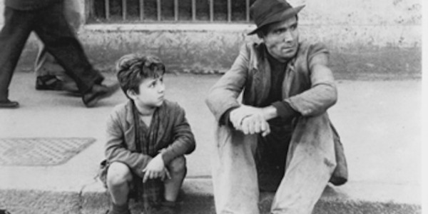 a literary analysis of the bicycle thief by cesare zavattini With screenwriter cesare zavattini, de sica created a body of work which was   is the dominant theme of these three films, and the bicycle thief is regarded by.