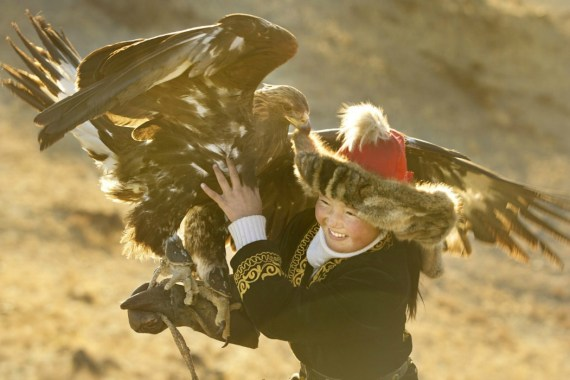 THE EAGLE HUNTRESS: A Beautiful Story, But Is It A Great Documentary?