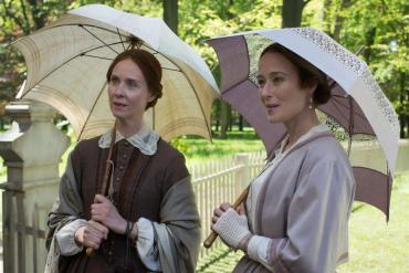 A QUIET PASSION: Davies And Dickinson Are A Match Made In Heaven