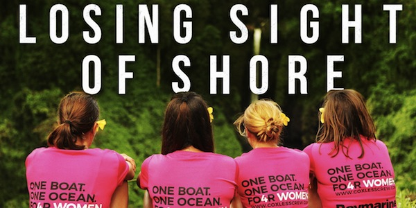 LOSING SIGHT OF SHORE: An Interview With Director/Producer Sarah Moshman