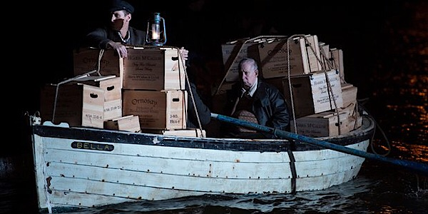 WHISKY GALORE!: From Ship To Bore