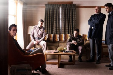 SHIMMER LAKE: A Typical Mystery Made New Through Its Reversal