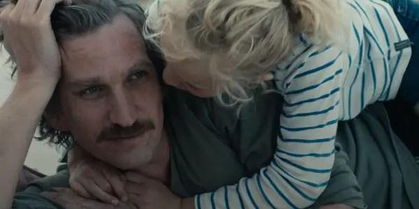 DARK BLUE GIRL: German Psycho-Thriller Disguised As Family Drama