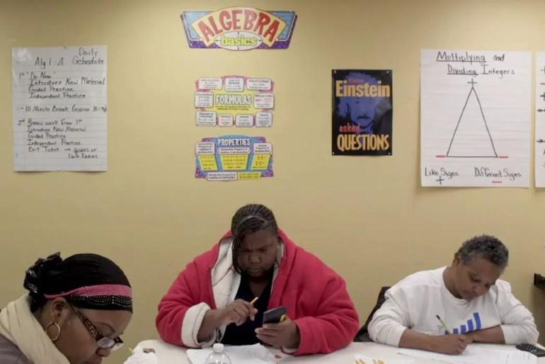 NIGHT SCHOOL: A Documentary That Succeeds Despite Itself