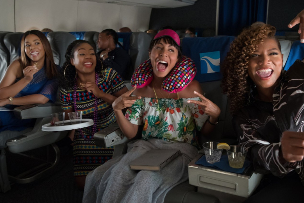 GIRLS TRIP: A Fun Romp That Is Raunchy Yet Intimate