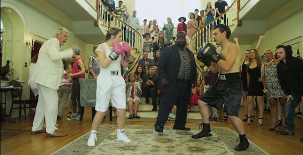 FIGHTING BELLE: More Cringeworthy Than Being Left At The Altar