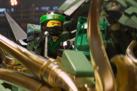 THE LEGO NINJAGO MOVIE: Third Time…Barely Works