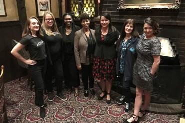 Dinner With Dames #12, With Osnat Shurer (Recap)