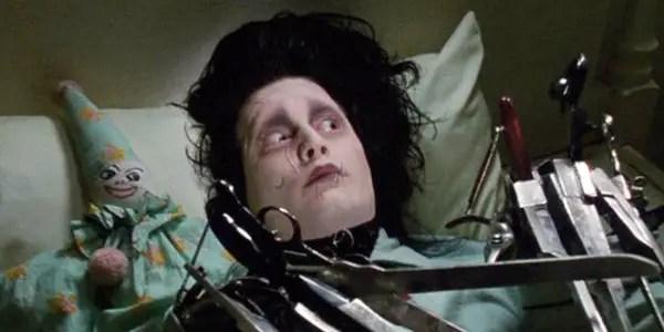 EDWARD SCISSORHANDS: Tim Burton's Timeless Masterpiece