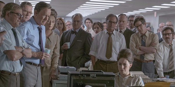 THE POST: An Unexpected Spielberg Disappointment