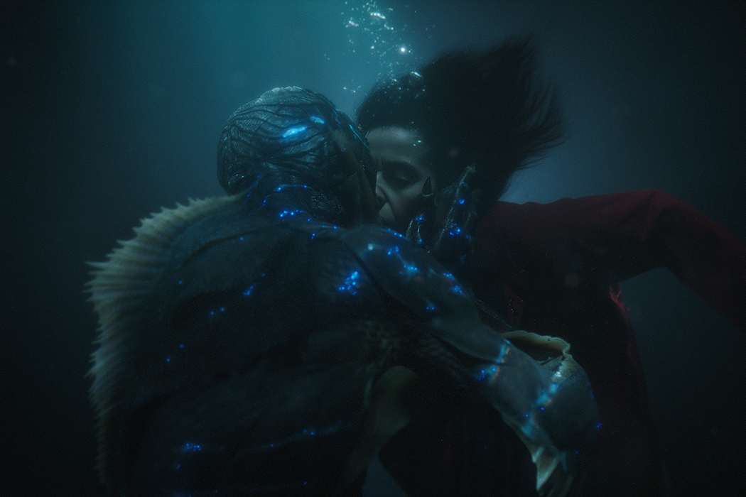 THE SHAPE OF WATER: A Wondrous Fantasy Romance That Falls Short Of Greatness