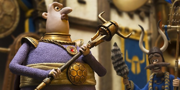 EARLY MAN: Aardman Animation's Worst Effort To Date
