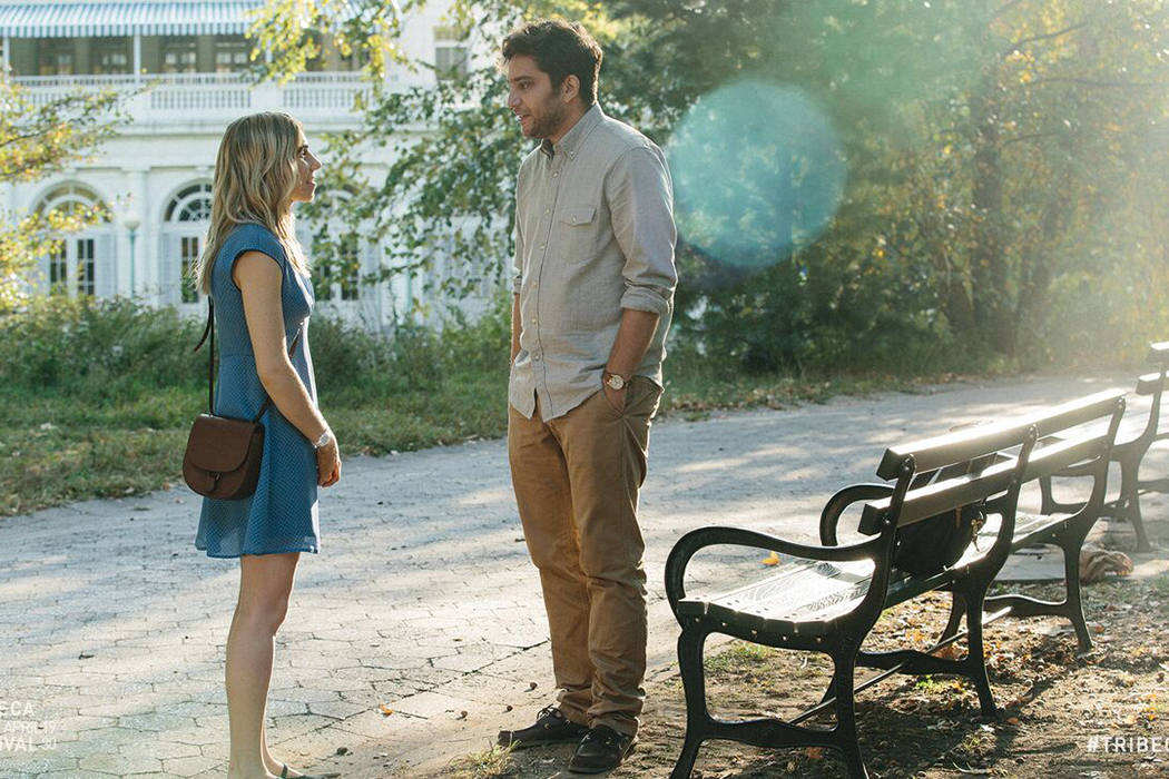THE BOY DOWNSTAIRS: A Charming Romantic Comedy Debut