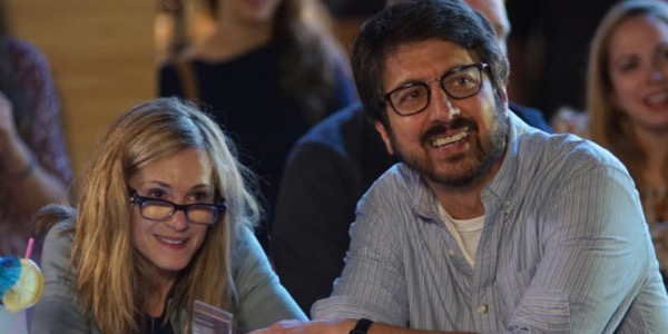 Emily's parents in The Big Sick