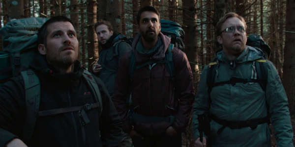THE RITUAL: Four Hikers Retread Through Other Horror Movies