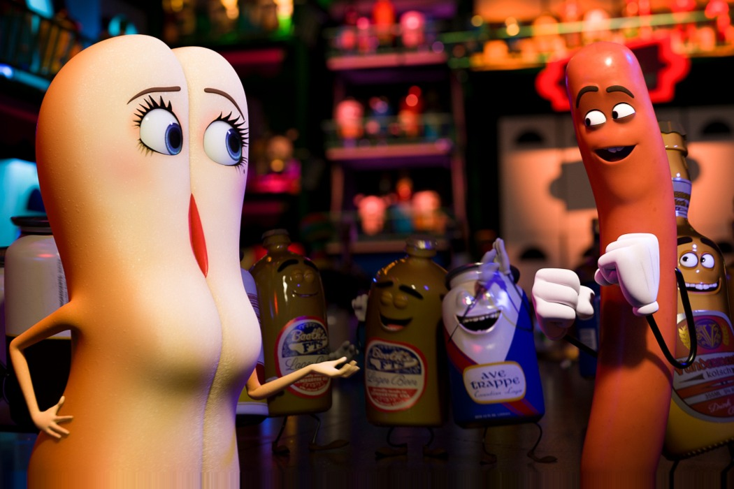 Sausage Party Sexy