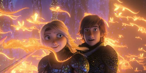 HOW TO TRAIN YOUR DRAGON: THE HIDDEN WORLD: Visually Dazzling End To Heartfelt Trilogy
