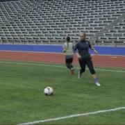 درباره زنان در فوتبال و ورزش به عنوان تغییر اجتماعی: مصاحبه با تیم پشت سر مربی