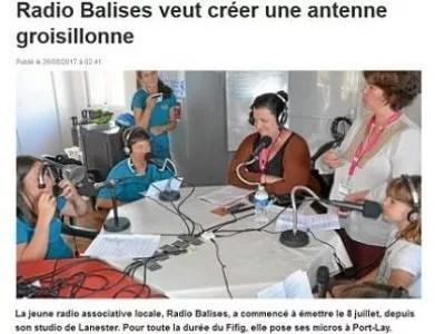 Ouest France du 28/08/2017 - édition numérique