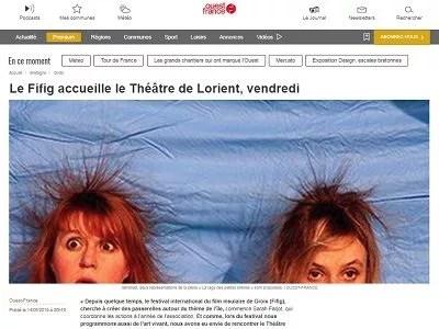 Ouest France du 14-05-2019