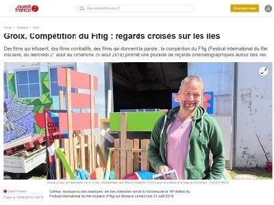 Ouest France du 19-08-19