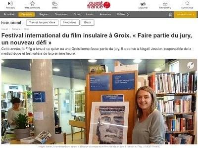 Ouest France du 20-08-19