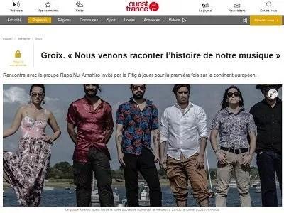 Ouest France du 21-08-19