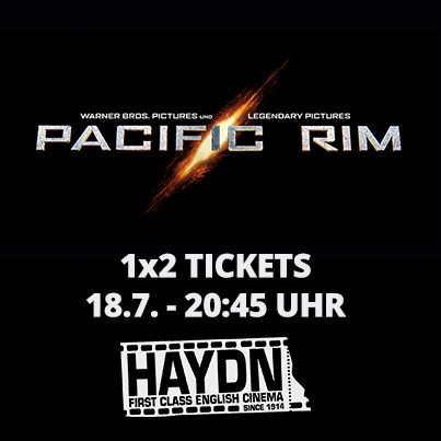 Pacific Rim - Gewinnspiel