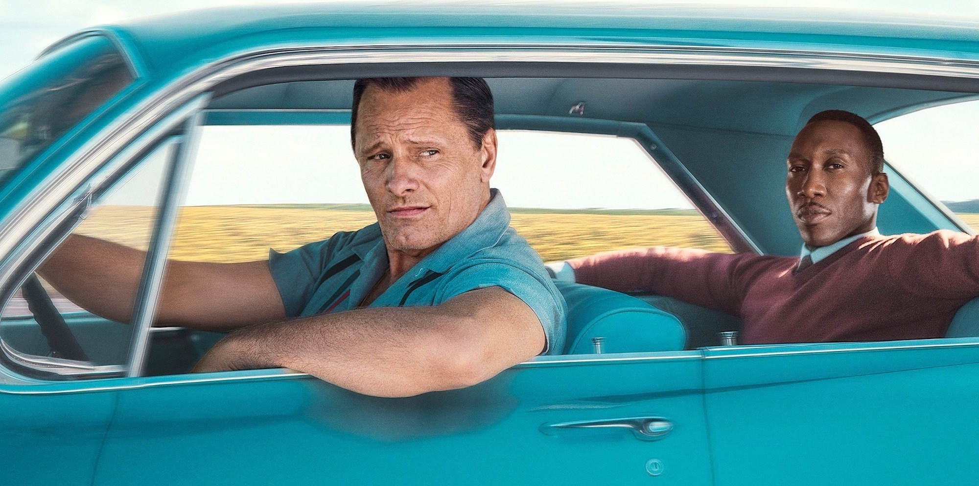 Oscars 2019: Green Book