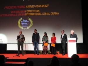 Die Jury für die Serien