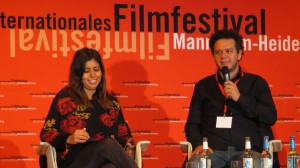 "Mariana Alejandra Monroy Lopez und Alejandro Guzmán Álvarez, Film ""Walking Distance"""