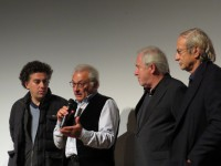 Der Regisseur beim Internationalen Filmfestival Mannheim-Heidelberg