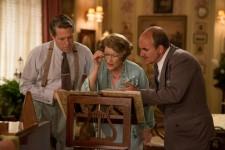 Hugh Grant, Meryl Streep und Stanley Townsend
