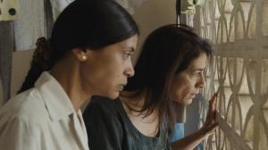 Juliette Navis und Hiam Abbass
