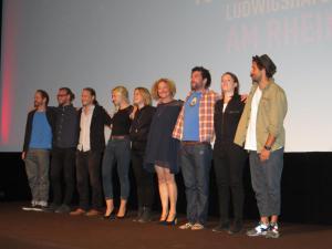 """Schauspieler und Mitarbeiter aus dem Film """"Maybe, Baby!"""""""